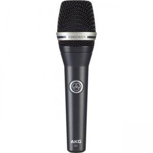 AKG Professional Condenser Vocal Microphone 3138X00100 C5