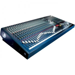 Soundcraft 7-Bus Professional Mixing Console RW5675 LX7ii