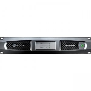 Crown DCi Two-Channel, 1250W @ 4 Analog Power Amplifier; 70V/100V GDCI2X1250-U-US 2|1250