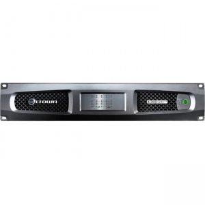 Crown Four-Channel, 300W @ 4 Analog Power Amplifier, 70V/100V GDCI4X300-U-US DCi 4|300