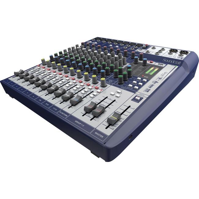 Soundcraft Signature Audio Mixer 5049555 12