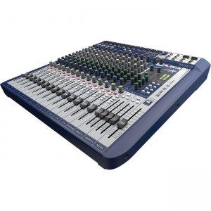 Soundcraft Signature 16 Audio Mixer 5049559