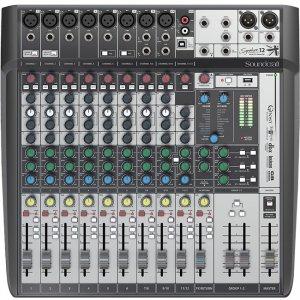 Soundcraft Signature Audio Mixer 5049557 12MTK
