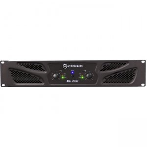 Crown XLi Two-channel, 750W @ 4 Power Amplifier NXLI2500-0-US 2500