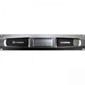Crown Eight-channel, 600W @ 4 Power Amplifier with BLU link, 70V/100V GDCI8X600N-U-US DCi 8|600N