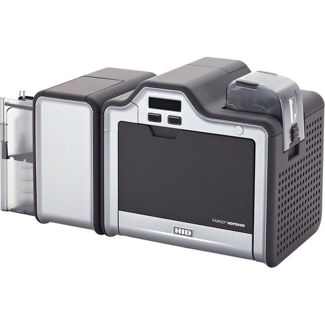 HID ID Card Printer & Encoder 089649 HDP5000