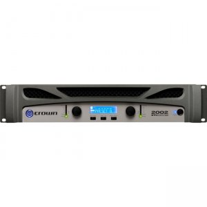 Crown Two-Channel, 800W @ 4 Power Amplifier NXTI2002-U-US XTi 2002