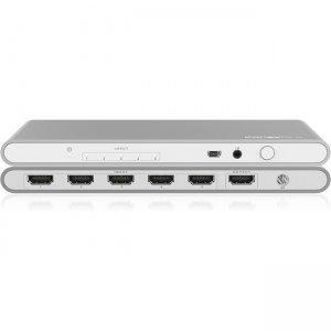 KanexPro 4K/30Hz HDMI 5X1 Switcher SW-HD20-5X14K