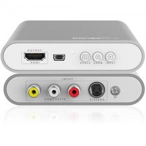 KanexPro Composite/ S-video to 4K HDMI Converter CON-AV-HD4K