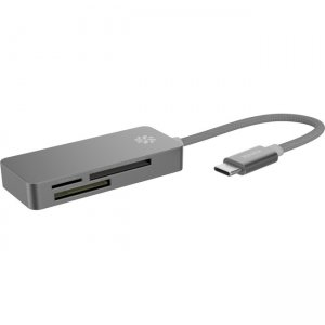 Kanex USB-C 3-Port Card Reader K1811031SG8I