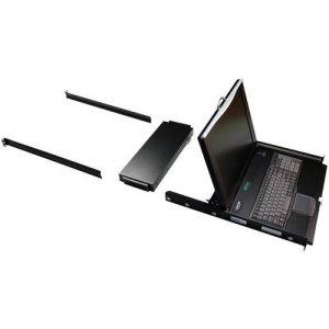 Black Box ServTray Rack Mount LCD KVT417A-8-1IP