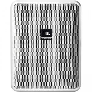 JBL Compact Indoor/Outdoor Background/Foreground Speaker CONTROL 25-1-WH Control 25-1