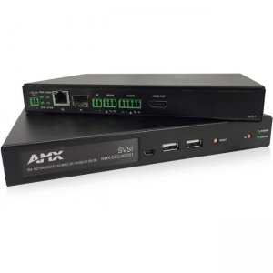 AMX JPEG 2000 4K UHD Video over IP Decoder with KVM, Card FGN2251-CD NMX-DEC-N2251-C