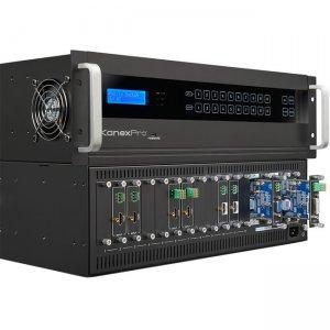 KanexPro 4K Flexible 16 Input / Output Seamless Matrix Switcher FLEX-MMX16