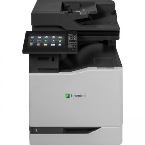 Lexmark Laser Multifunction Printer 42KT280 CX860DE