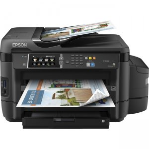 Epson WorkForce EcoTank Wide-format All-in-One Supertank Printer C11CF49201 ET-16500