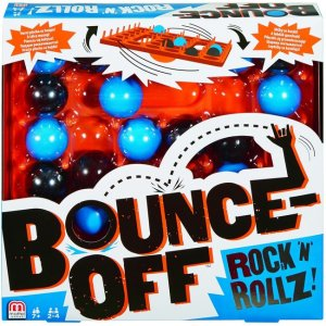 Mattel Bounce-Off Rock 'N' Rollz DNG25