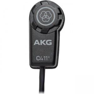 AKG Microphone 2571H00040 C411PP