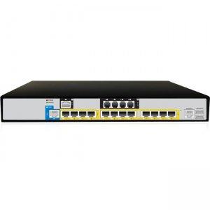 AudioCodes Mediant VoIP Gateway M800B-1ET-12L-P 800B