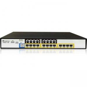 AudioCodes Mediant VoIP Gateway M800B-V-2ETF4S-4L 800B