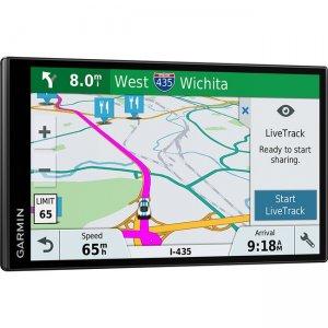 Garmin DriveSmart Automobile Portable GPS Navigator 010-01681-02 61 LMT-S