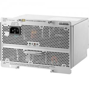 HPE 5400R 1100W PoE+ zl2 Power Supply J9829A#AC3