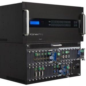 KanexPro 4K Flexible 32 Input / Output Seamless Matrix Switcher FLEX-MMX32