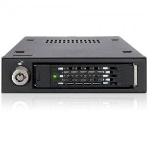 "Icy Dock 2.5"" U.2 NVMe SSD Mobile Rack For External 3.5"" Drive Bay MB601VK-B"