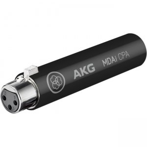 AKG MDAi CPA Connected PA Microphone Adapter 3100H00310