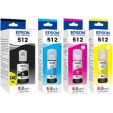Epson Cyan Ink Bottle T512220-S T512