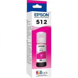 Epson Magenta Ink Bottle T512320-S T512