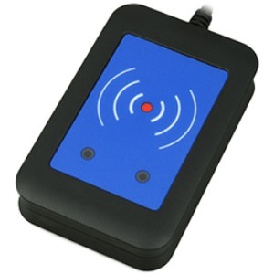 2N External RFID Card Reader 13.56MHz + 125KHz (USB) 01400-001