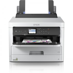 Epson WorkForce Pro Network Color Printer with Replaceable Ink Pack C11CG06201 WF-C5210