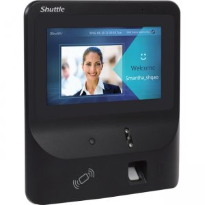 Shuttle Facial Recognition Device BR06S