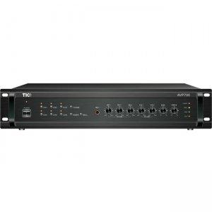 TIC 680W 6-Zone 70v/100v/4-16 Commercial Mixer Amplifier AVP700