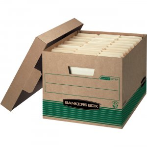 Bankers Box Stor/File Storage Case 1277008 FEL1277008