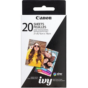Canon ZINK Photo Paper Pack (20 Sheets) 3214C001