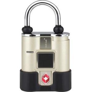 Aluratek Bio-Key TouchLock TSA All Weather Keyless Bio-Lock with Fingerprint Recognition ATLTSAF
