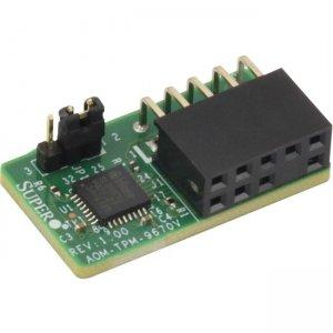 Supermicro Trusted Platform Module (TPM) AOM-TPM-9670V-S-O AOM-TPM-9670V-S