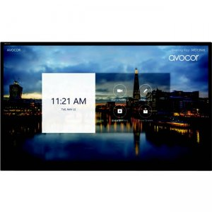 avocor Touchscreen LCD Monitor AVE-8620