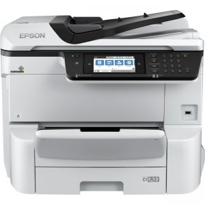Epson WorkForce Pro A3 Color MFP with PCL/PostScript C11CG68201 WF-C8690