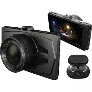 RSC Sony STARVIS powered Dual-Channel Dashcam with Parking Surveillance Mode RSC DUDUOE1