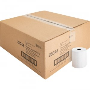 Business Source Thermal Paper Rolls 25346 BSN25346