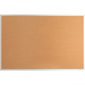 Lorell Aluminum Frame Cork Board 19765 LLR19765