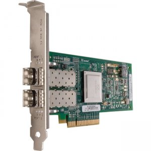 IMSourcing Dual Port Fibre Channel Host Bus Adapter QLE2562-E-SP