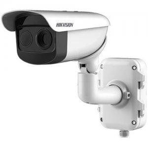 Hikvision Thermal & Optical Network Bullet Camera DS-2TD2836-50
