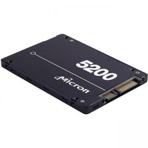 Micron 5200 Series of SATA SSDs MTFDDAK480TDN-1AT1ZABYY 5200 MAX