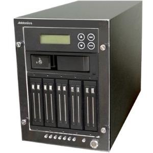Addonics 1:9 M2/mSATA /SSD/HDD Duplicator PRO M2MSHD9H-2S