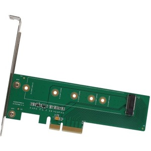 IO Crest M.2 PCI-e To PCI-e 3.0 x4 Card (M-Key or B+M key) SI