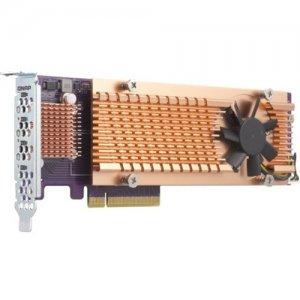 QNAP M.2 to PCI Express Adapter QM2-4P-384